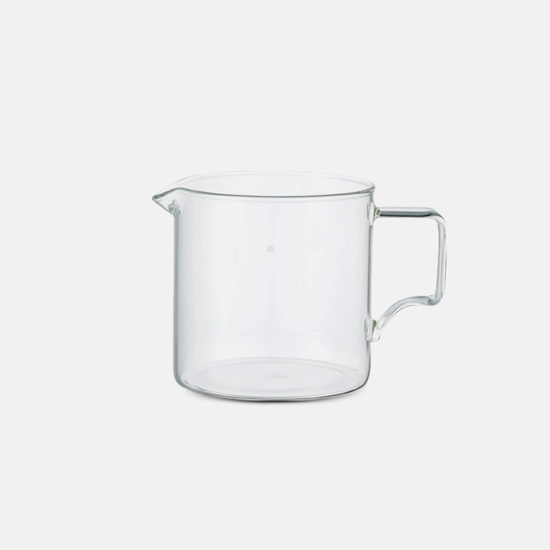 OK, so you need something to brew coffee into so you can either share with a friend or so you don't need to drink out of a giant mug. This heat resistant glass server rounds out the OCT lineup to bring you just what you need... coffee.