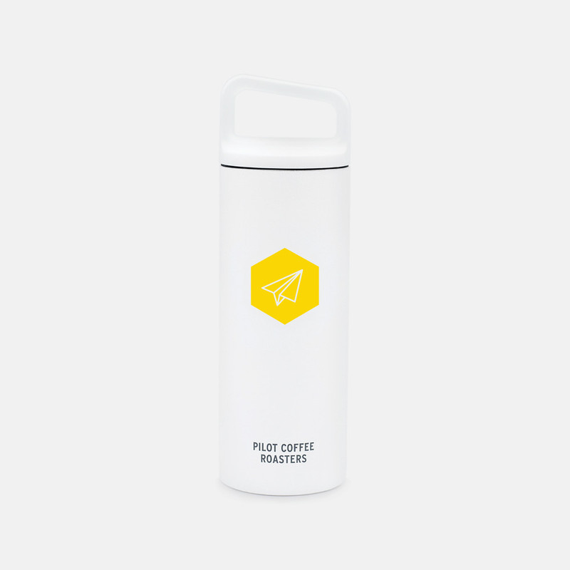 PCR x MiiR Insulated bottle front
