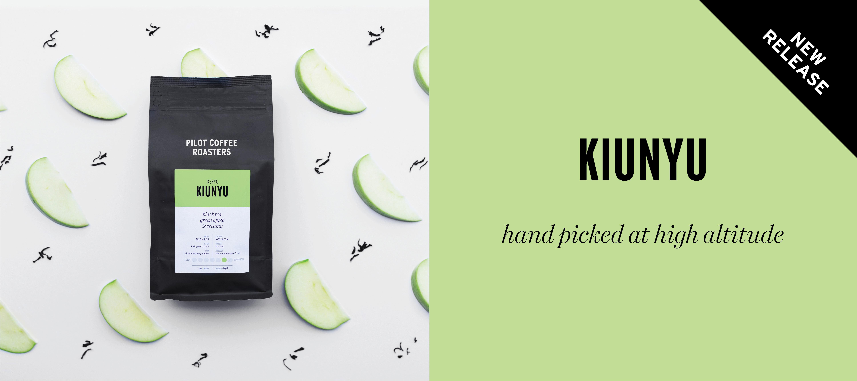 New adventurous coffee from Kenya