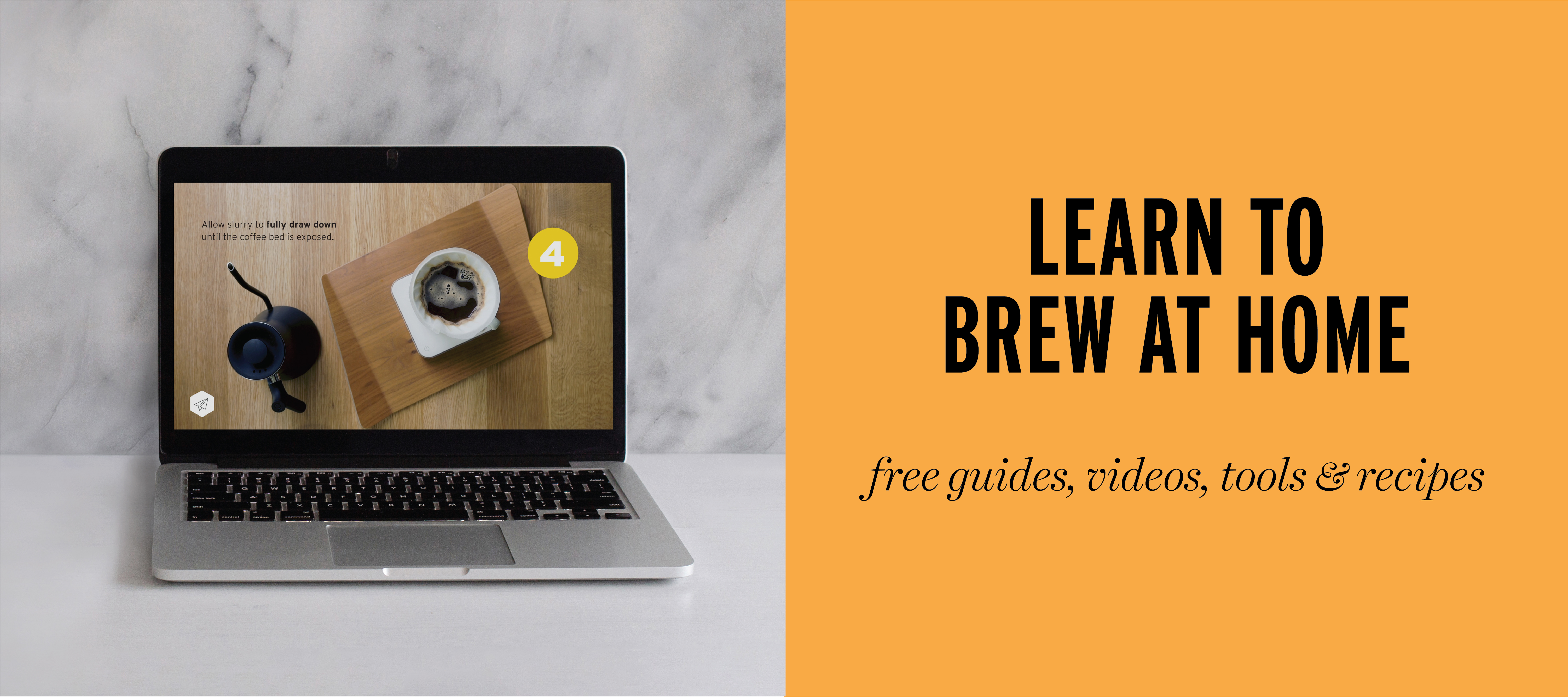 Free brew guides, videos, tools and recipes - learn how to make great coffee