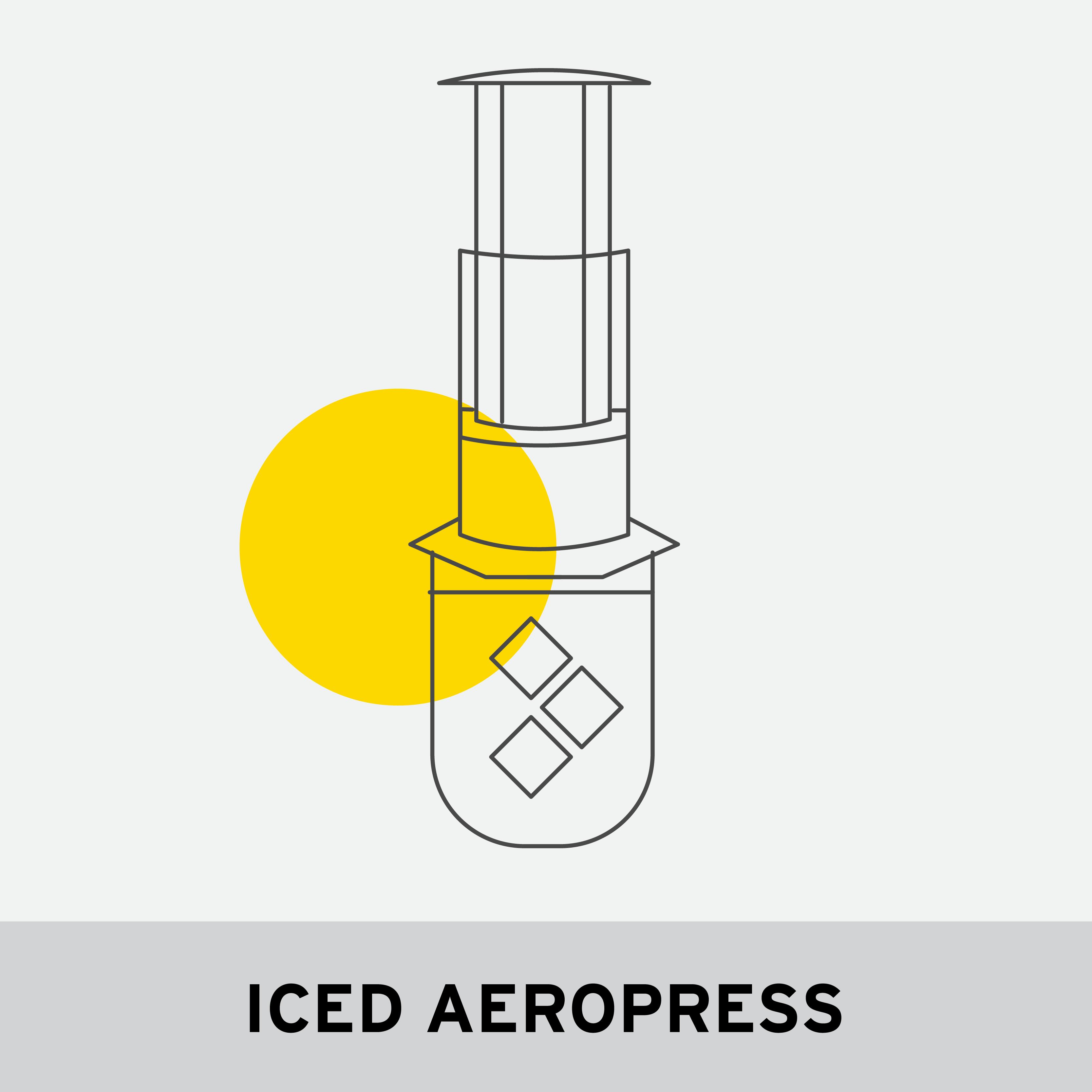 ICED AEROPRESS