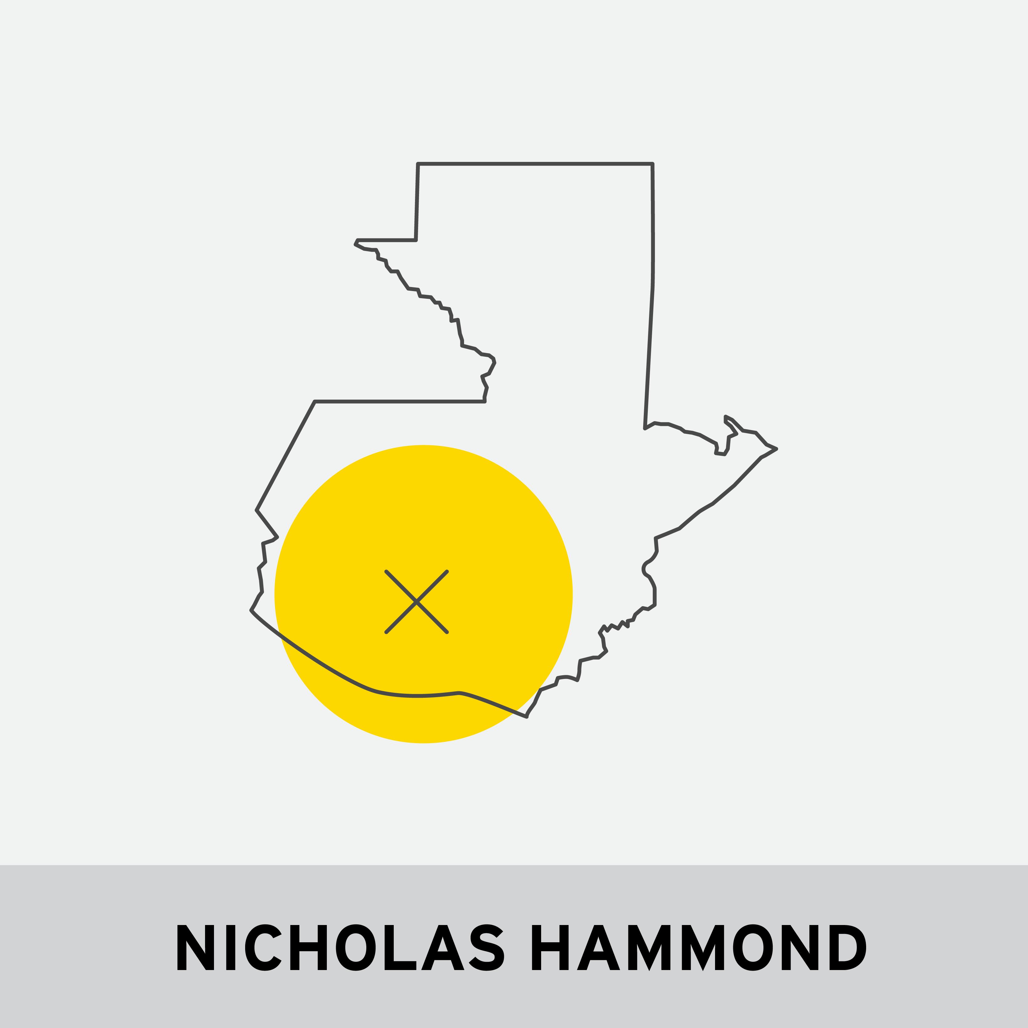 NICHOLAS HAMMOND – CATALAN DE LAS MERCEDES