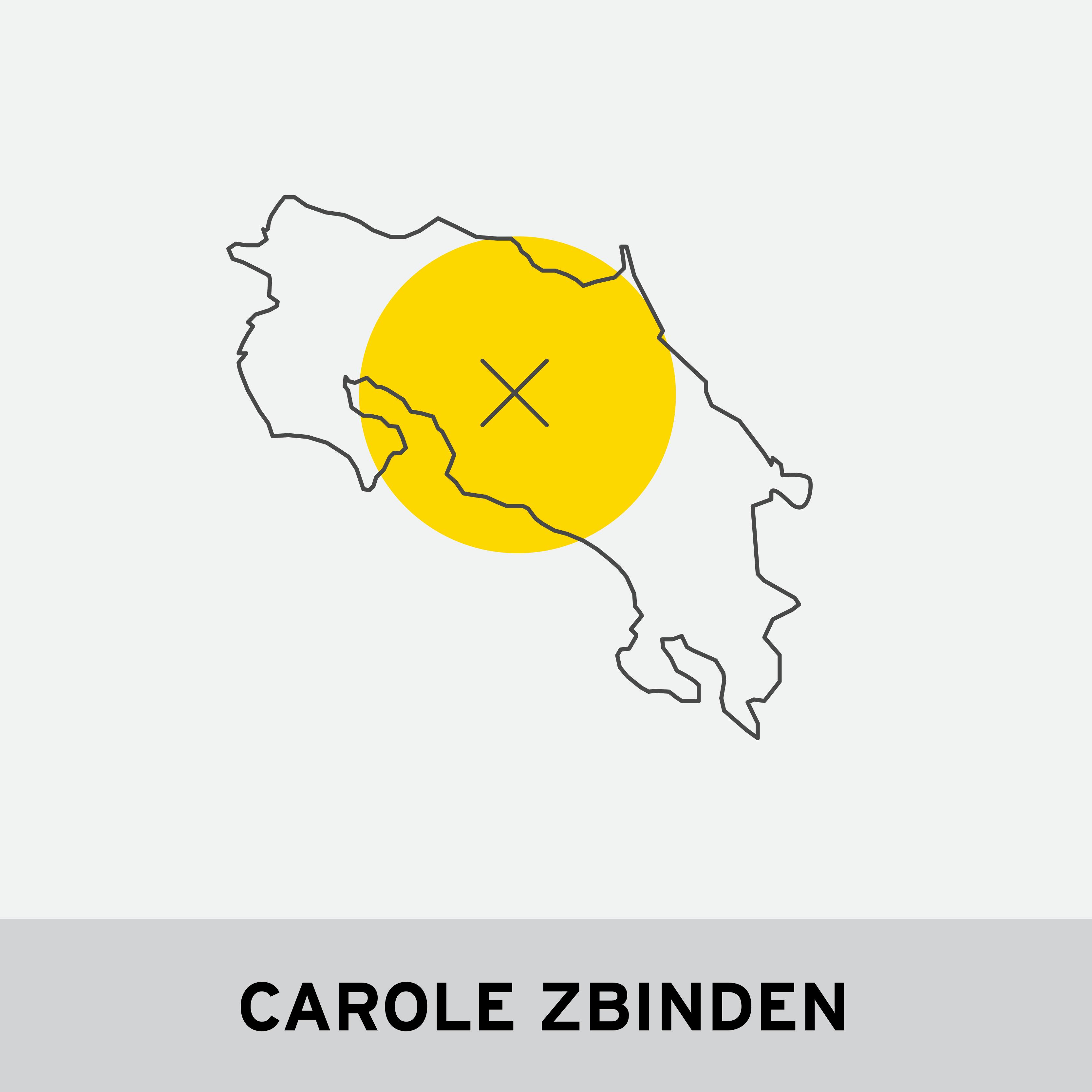 CAROLE ZBINDEN – EL QUIZARRA
