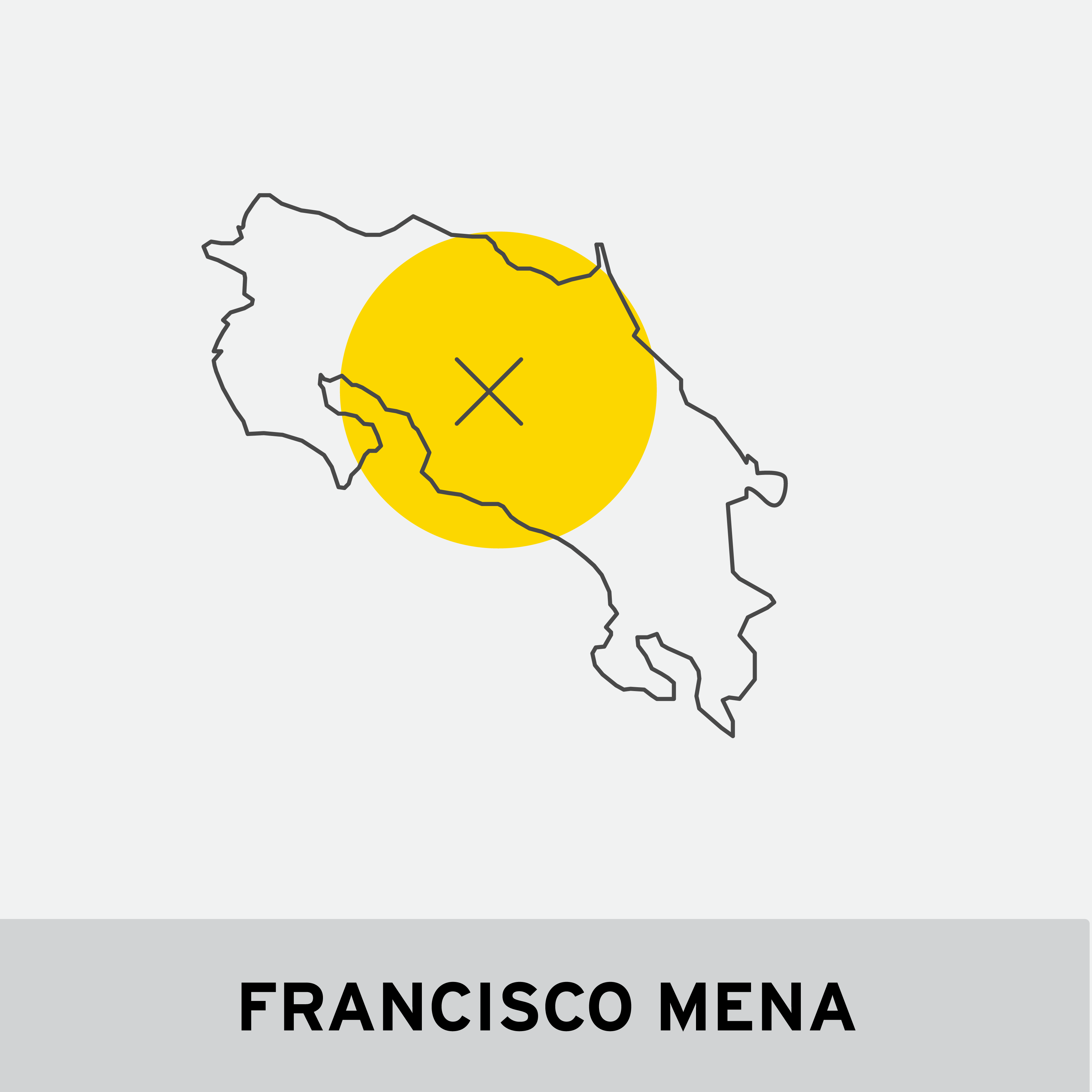 FRANCISCO MENA – SUMAVA DE LOURDES