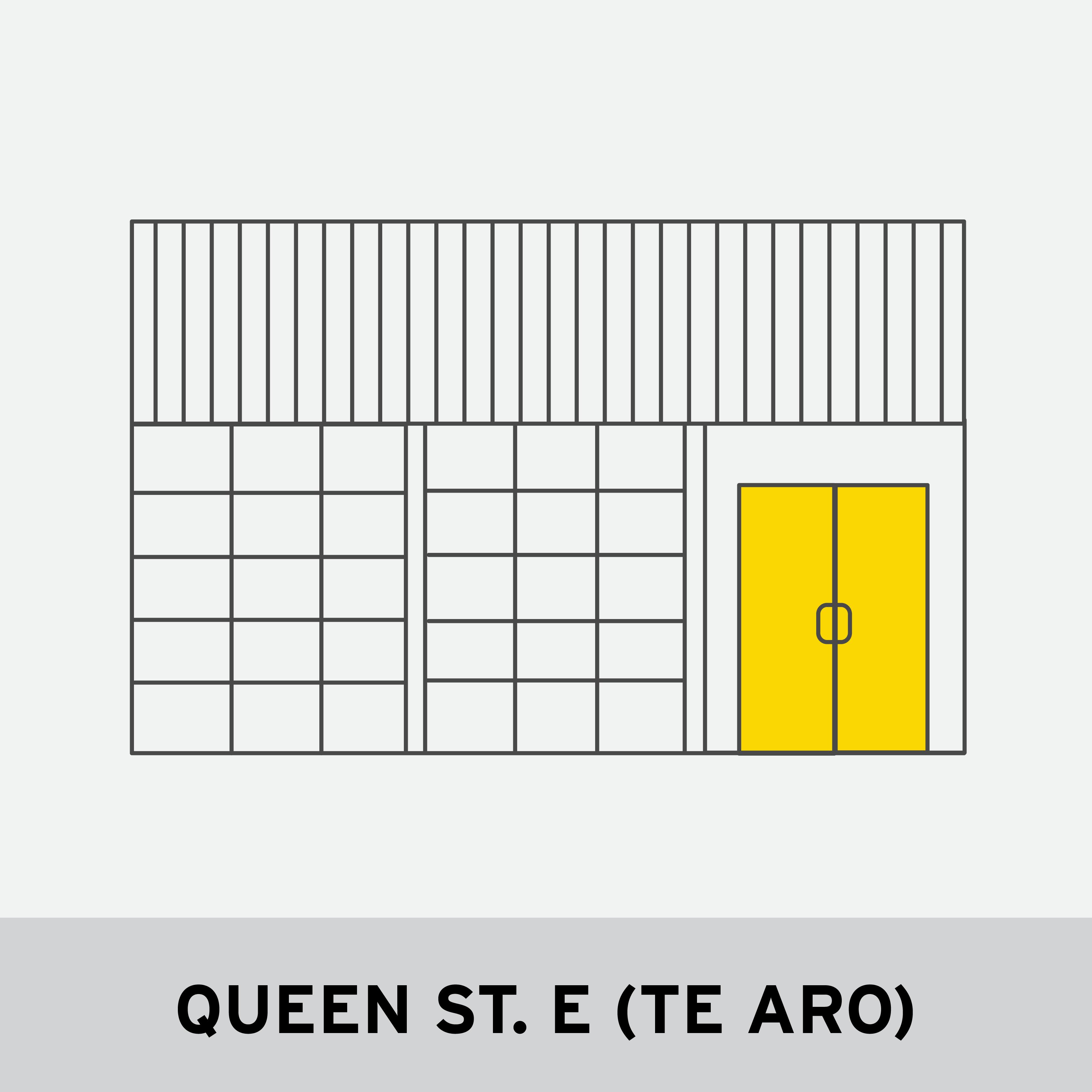 QUEEN ST. E. (TE ARO)