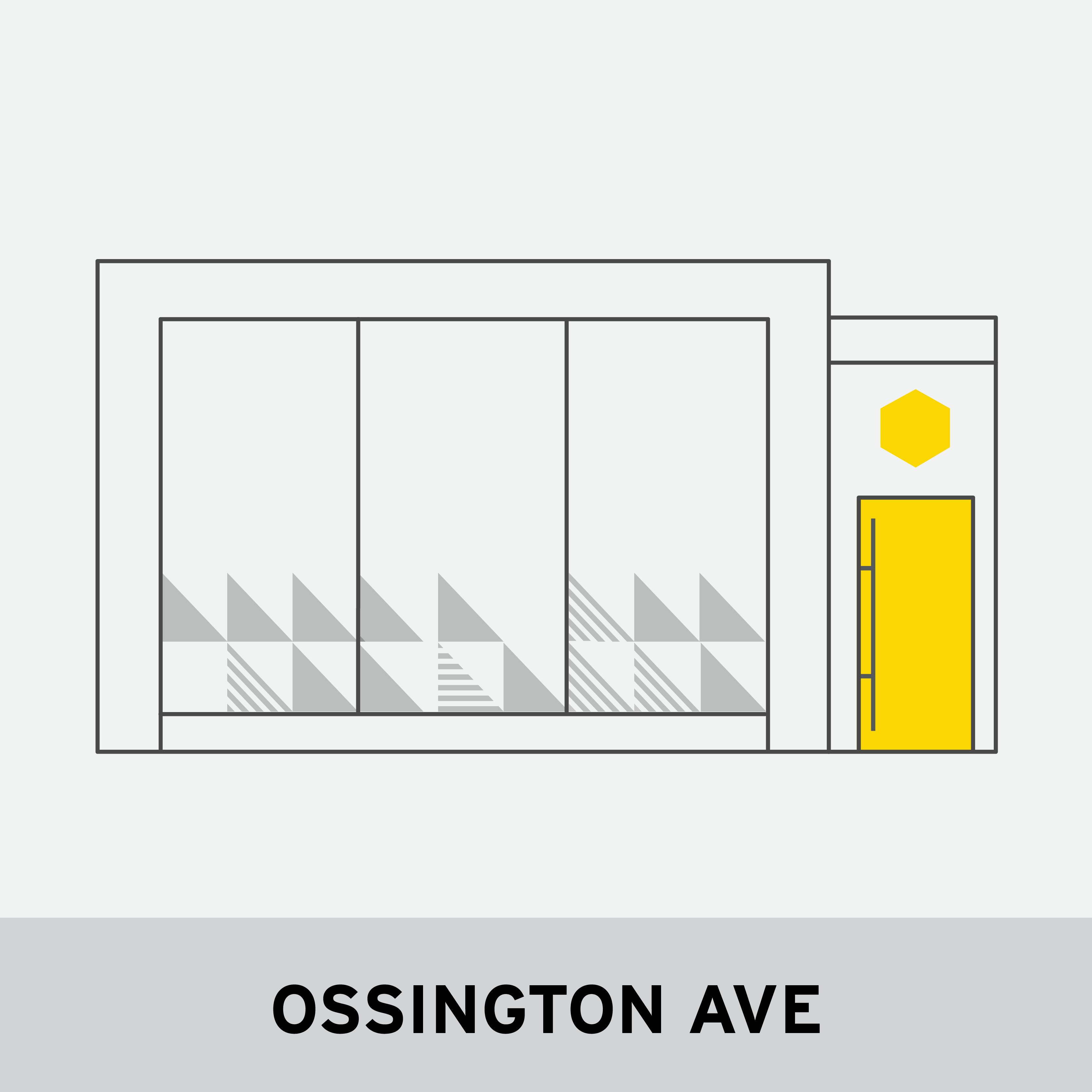 OSSINGTON AVE.