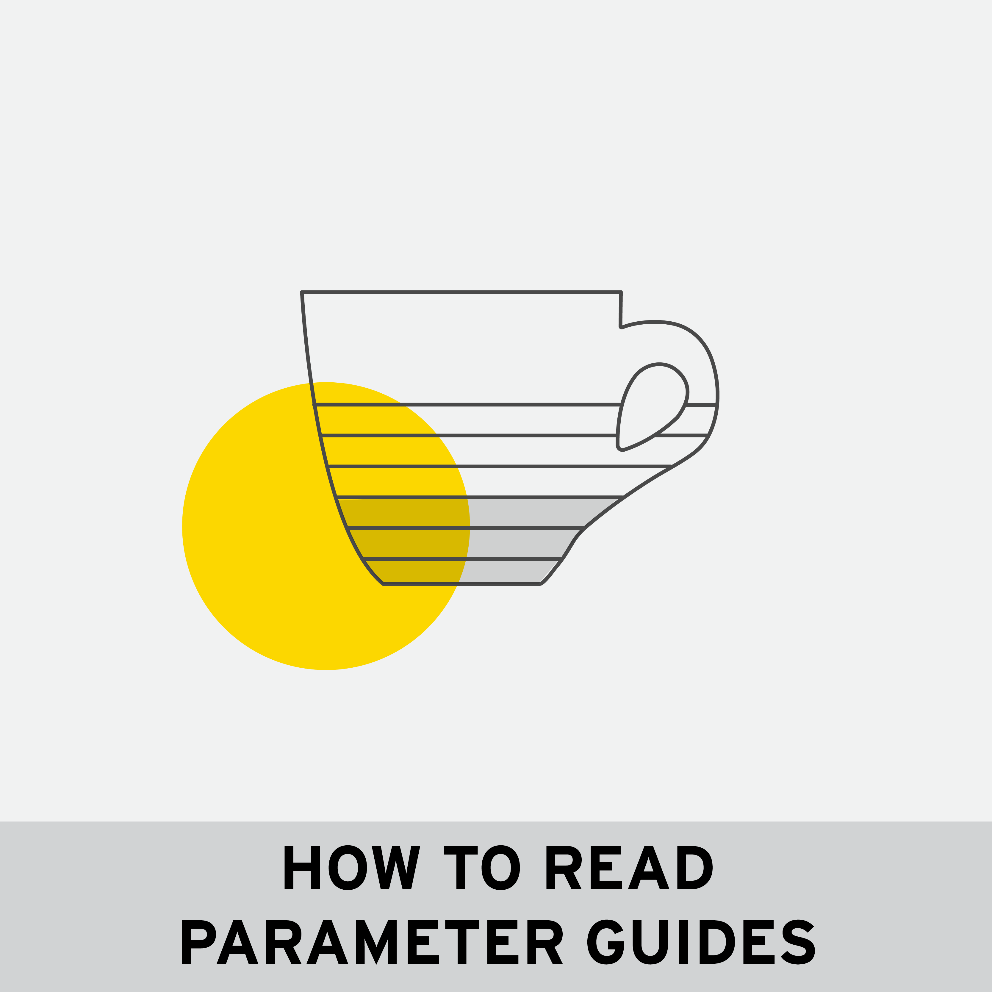 HOW TO READ PARAMETER GUIDES