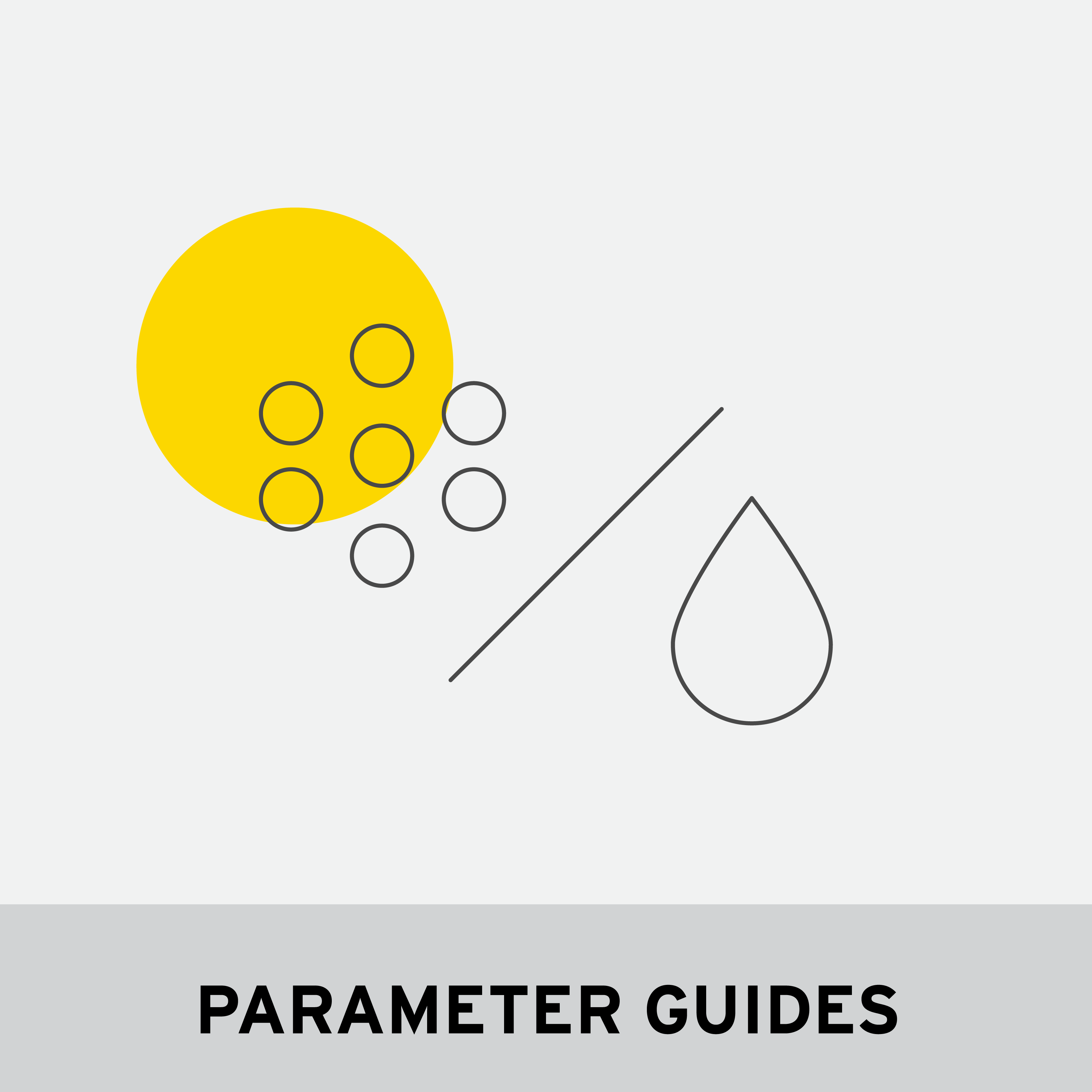 PARAMETER GUIDES