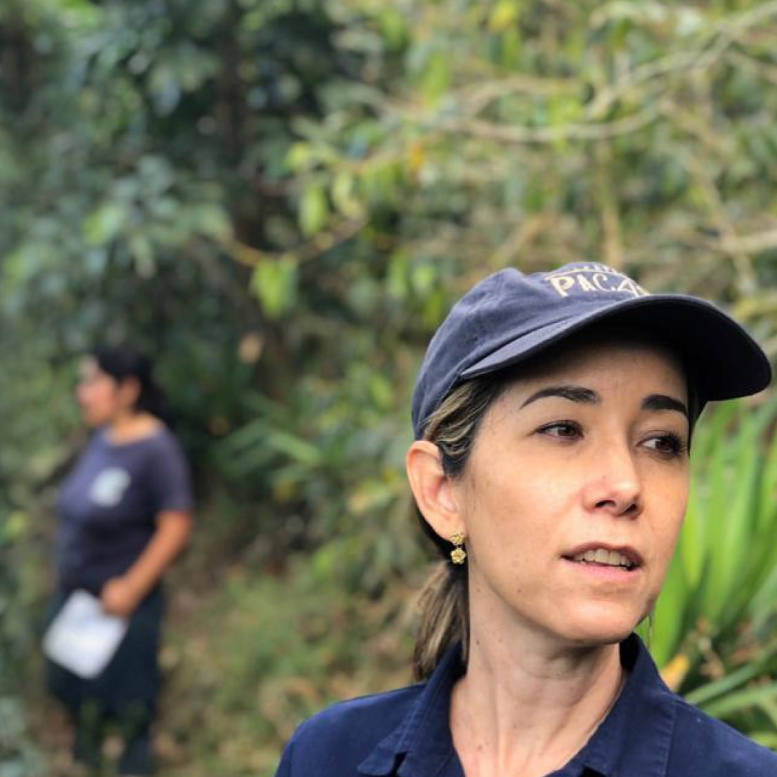 Maria Pacas - El Retiro