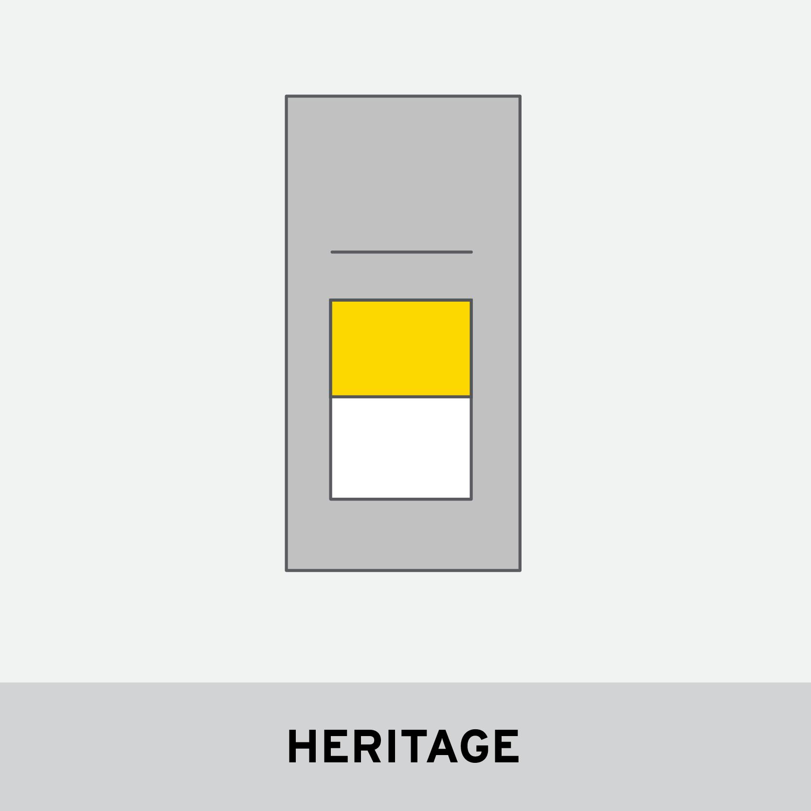 HERITAGE PARAMETERS