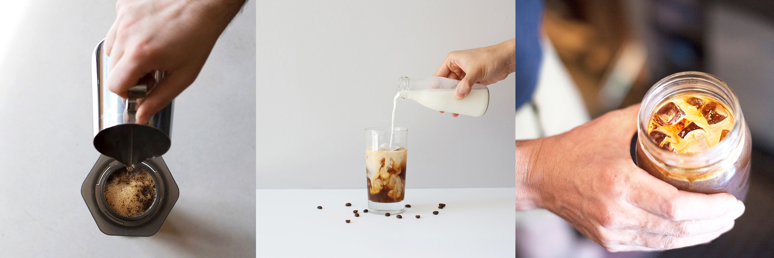 Iced Coffee with an Aeropress