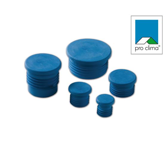 STOPPA este solutia de la Pro Clima pentru etansarea la aer a cablurilor din tevile sau conductele care strapung folia bariera de vapori sau membranele de etansare la aer