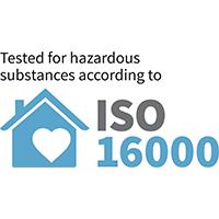 ISO1600 certificat