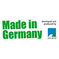 Pro Clima - MADE IN GERMANY