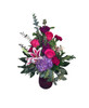 Ruby Blooms Bouquet