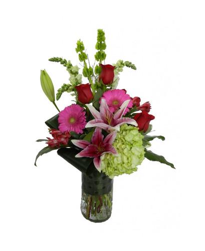 Romance in Bloom