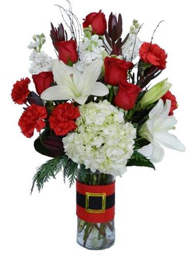 Santa's Bouquet