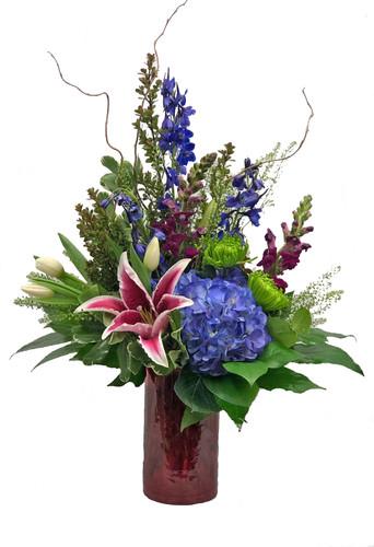 Jewel of My Heart Bouquet