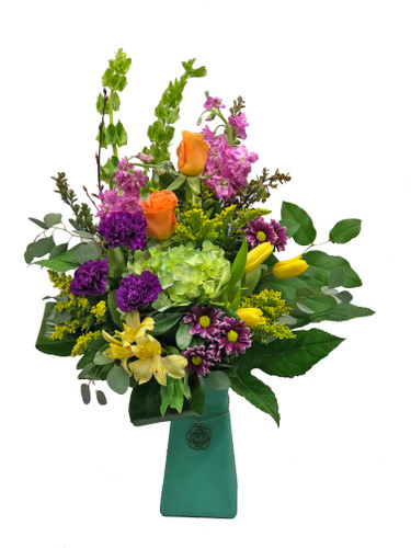 The Citrus Garden Bouquet