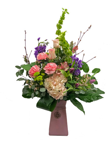 The Blush Garden Bouquet