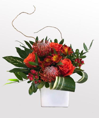 Flame Bouquet