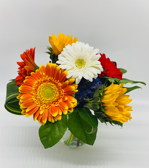 Flowers that Smile-Sunflowers & Daisies