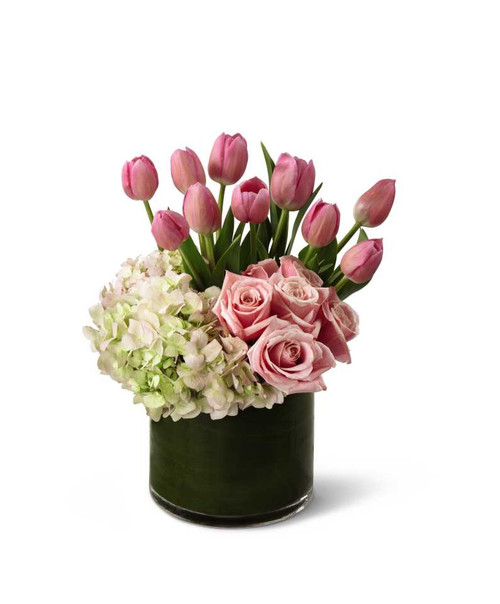Perfect Trio- Pink Bouquet