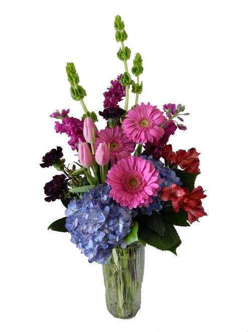 Blush Blossoms Bouquet