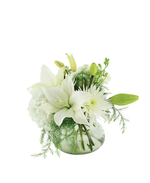 Fresh and Fragrant Bouquet