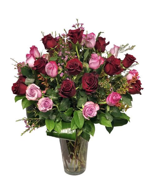 Deeply Loved- Three Dozen Roses