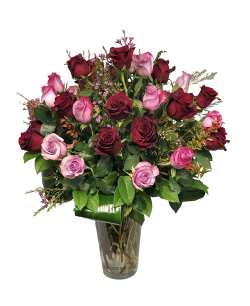 Deeply Loved- Three Dozen Roses
