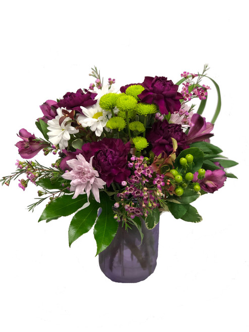 Pretty in Purple Bouquet