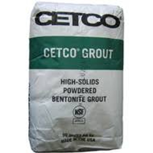 Cetco Grout, 50 lb.