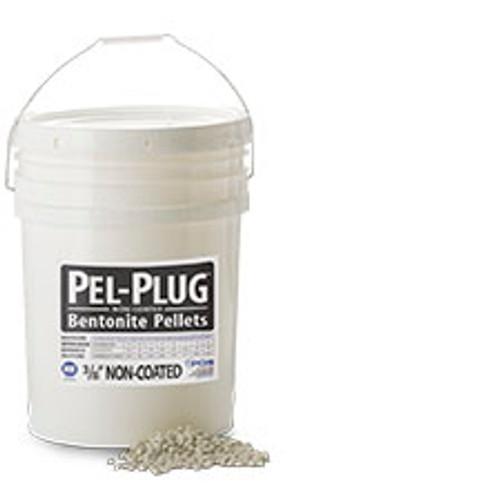 Bentonite Non-Coated Pellets 50lb Bucket