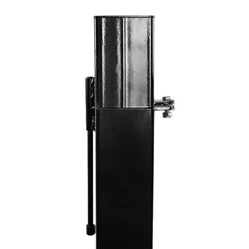 """4"""" x 5' Square Well Protector, Lift & Spin Lid"""