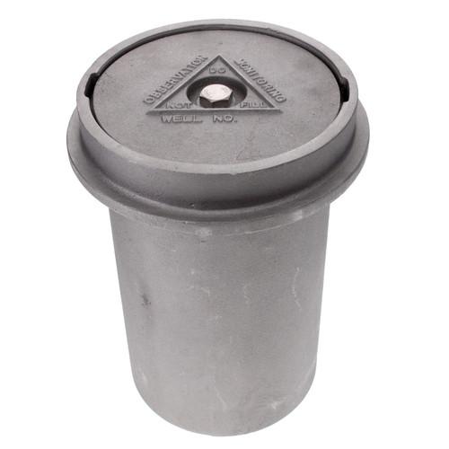 """6"""" X 10"""" Aluminum Manhole"""