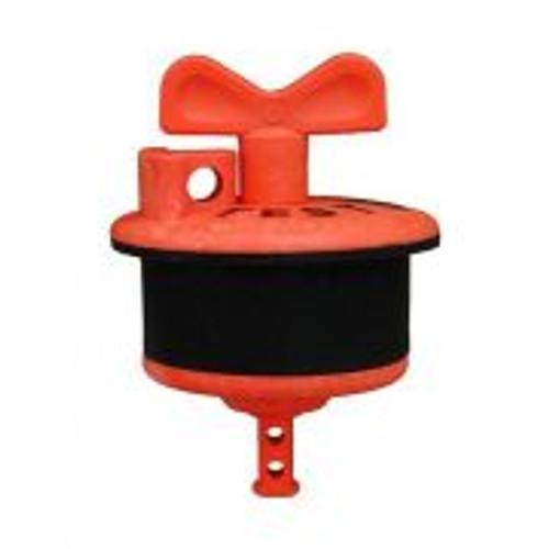 """3.5"""" Torquer Locking Plug Sch40"""