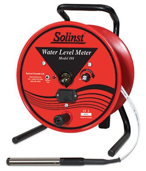 Model 101 P7 Solinst® Water Level Meter
