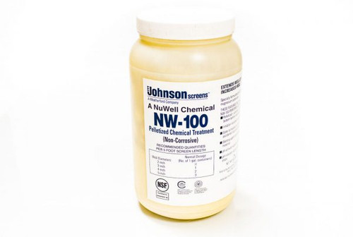 NuWell 100 Pelletized Well Cleaner