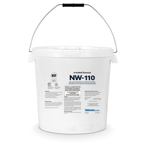 NuWell 110  Large Well Granular Well CLeaner