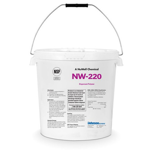 NuWell 220 Clay Dispersant