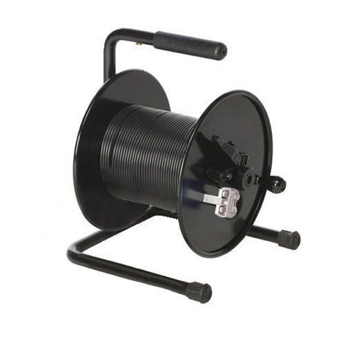 Black Steel Reel for Stainless Pumps