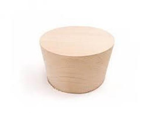 Wood (Oak) Auger Plug