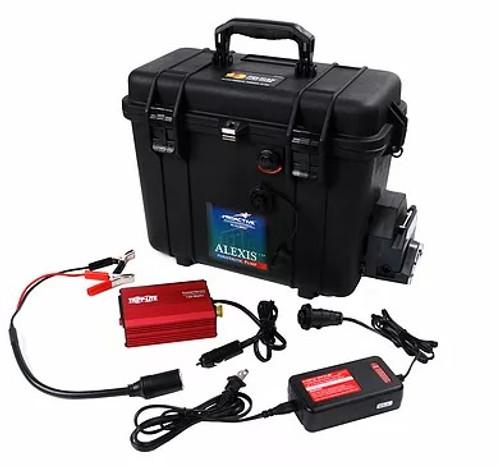 Alexis 12 Volt Peristaltic Pump V3.0, w/ Internal Battery
