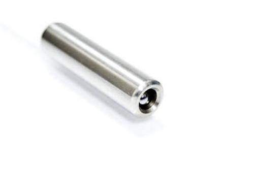 """Stainless Steel Standard Flow Footvalve (.625""""OD)"""