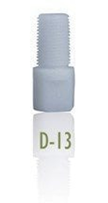 "Delrin Low Flow Footvalve (.50""OD)"