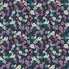 Posy Nightfall from Trouvaille fabrics design