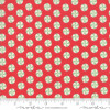 Red Peppermint quit cotton Fabrics design