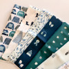 Snow Day Bundle cotton Fabrics design