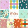 Malibu quilt fabrics design